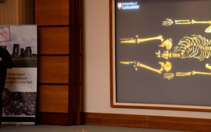 VIDEO: The search for Richard III – Richard Buckley at CA Live! 2013