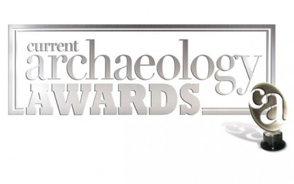 Current Archaeology Awards  VOTING NOW OPEN