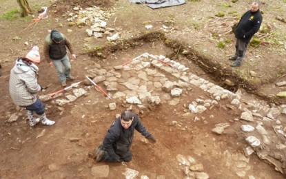 Time heals: Digging Caerwent with Operation Nightingale