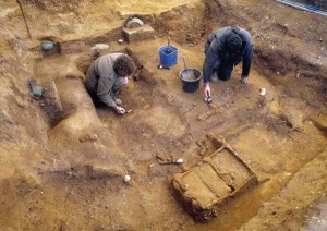 Prittlewell-Southend-2-Site-excavation-Copyright-Maggie-Cox-@-MoLAS