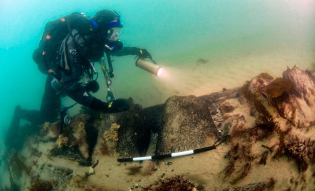 When Britannia Ruled the Waves – Exploring England's Shipwreck Heritage