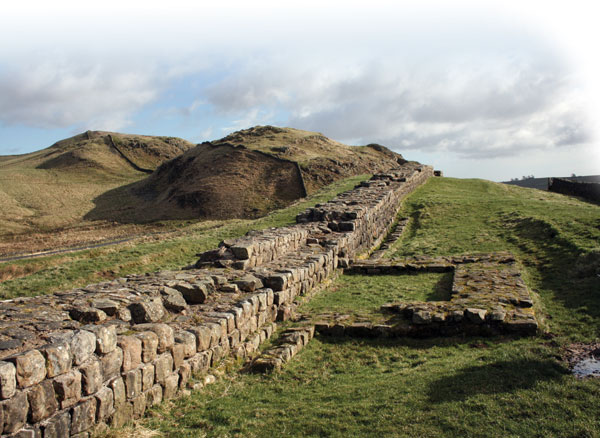 Divide and Conquer: Hadrian's Wall and the native population