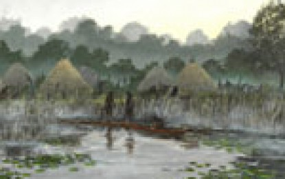 Return to Star Carr: Discovering the true size of a Mesolithic settlement
