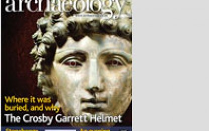 Current Archaeology 287