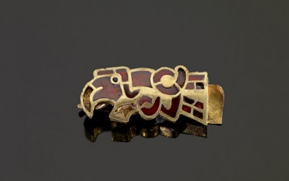 Rethinking the Staffordshire Hoard – Piecing together the wealth of Anglo-Saxon kings