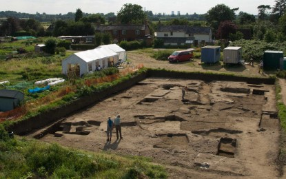 Discovering Dorchester – Excavation Fieldschool 2015