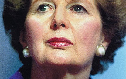 Rome's Margaret Thatcher