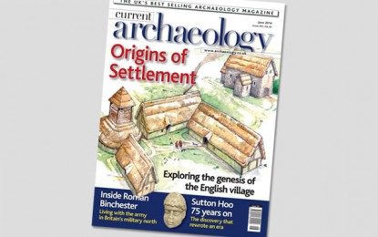 Current Archaeology 291