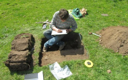 North Cornwall Heritage 2014 Excavation