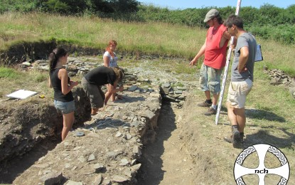 North Cornwall Heritage 2015 Excavation