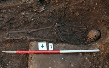 Richard III to be reburied in Leicester
