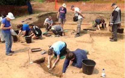 Headstone Manor – Excavate London
