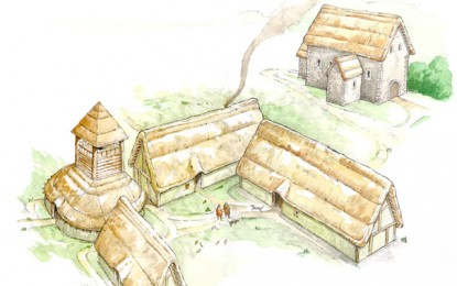 Exploring Anglo-Saxon Settlement