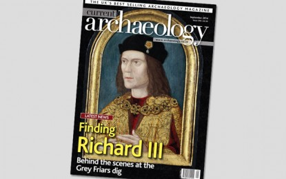 Current Archaeology 294