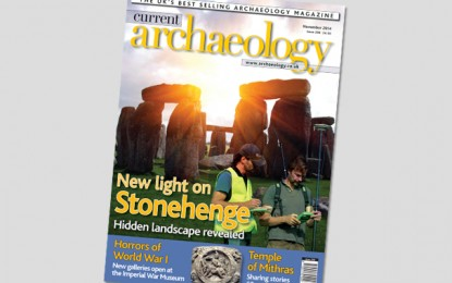 Current Archaeology 296