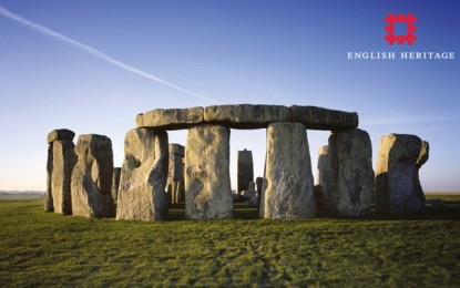 COMPETITION: Win one of FOUR Annual English Heritage Memberships!
