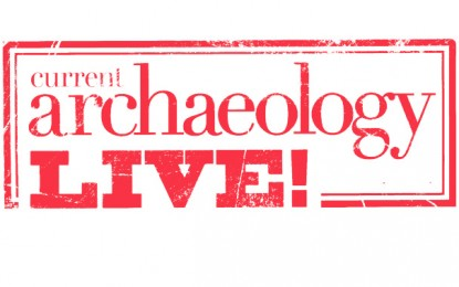 Current Archaeology Live!
