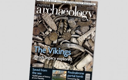 Current Archaeology 298
