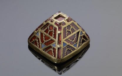 Secrets of the Staffordshire Hoard: Skills of the Saxon smiths revealed