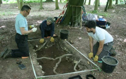 Warren Wood – Archaeology In Marlow (AIM)