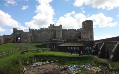 Bamburgh Castle and Bradford Kaims Excavations