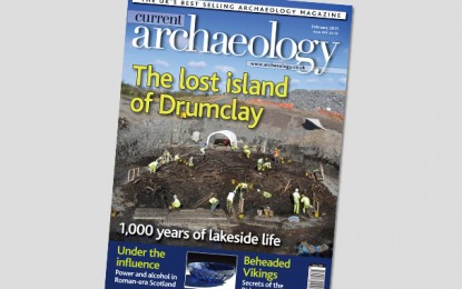 Current Archaeology 299