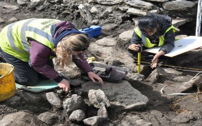 Caherconnell Archaeological Field School