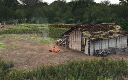 Horton's Neolithic houses