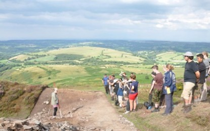 Penycloddiau Archaeological Field School