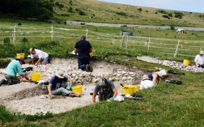 Brighton and Hove Archaeological Society – Ovingdean