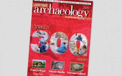 Current Archaeology 300