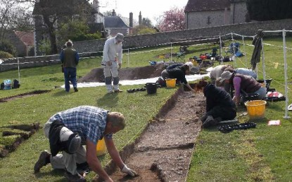 Brighton and Hove Archaeological Society – Hog Croft