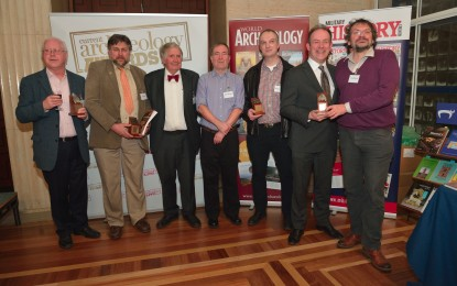Current Archaeology Awards 2015 – Photos