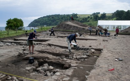 Cromarty Medieval Burgh Community Archaeology Project