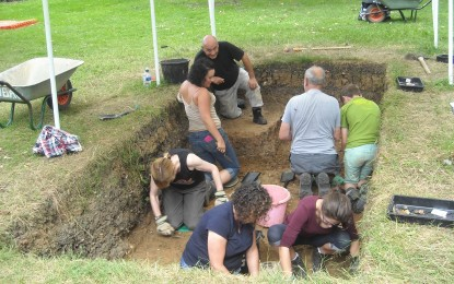 Copped Hall Trust Archaeological Project – Archaeology Taster Weekends