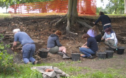 Copped Hall Trust Archaeological Project – 5-Day Field Schools