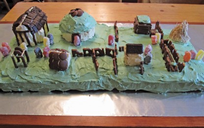 Edible Archaeology: The Ancient Technology Centre in Cranborne, Dorset