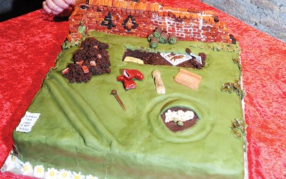 Edible Archaeology: Basingstoke Archaeological and Historical Society