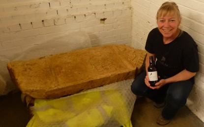 Bodicacia's brew: raising a toast to a recent Roman find