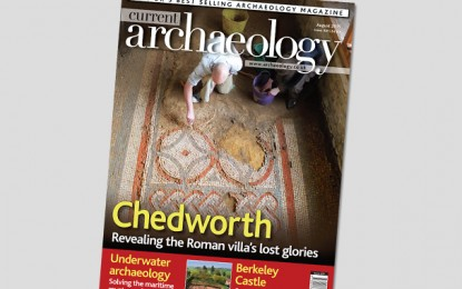 Current Archaeology 305 – out now!