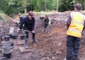 Mellor Mill Community Archaeology Dig