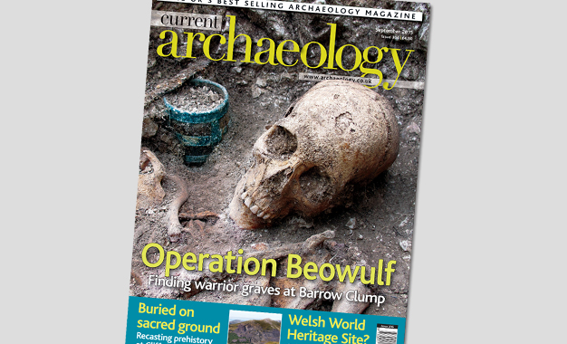 Current Archaeology 306