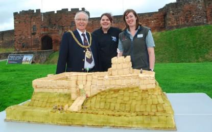 Edible Archaeology: Carlisle Castle