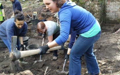 Marple's Old Tramways – Community Archaeology Dig