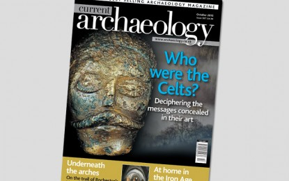 Current Archaeology 307