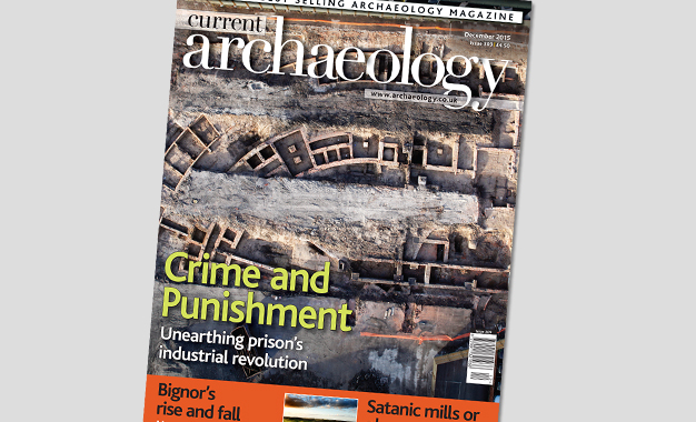 Archaeology sales newspaper