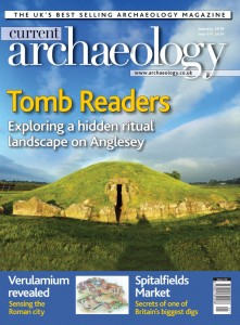 Current Archaeology 310 - now on sale!