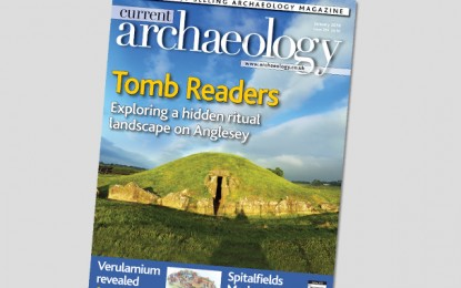 Current Archaeology 310