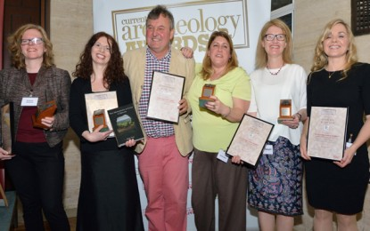 Current Archaeology Awards 2016 – Photos