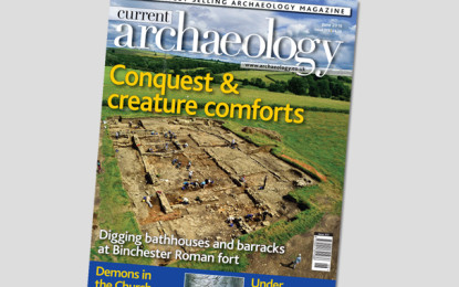 Current Archaeology 315